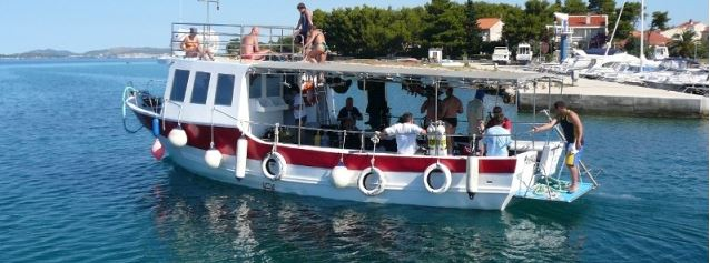 Deepsea - potápění v Chorvatsku